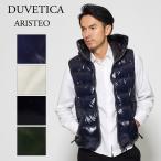 デュベティカ メンズ ダウンベスト DUVETICA ARISTEO 6W 2261-1035R ブラック
