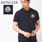 モンクレール メンズ ポロシャツ MONCLER 8A711 84556 ネイビー(773) 【clm】