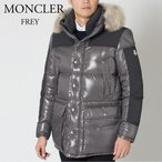 モンクレール メンズ ダウンジャケット MONCLER FREY 4182325 68950 グレー(930)