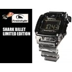 Freestyle【SHARK BILLET LTD】BK●シャーク腕時計フリースタイルFREE STYLEウォッチ≪送料無料≫