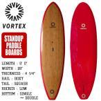 大感謝祭セール対象 SUPパドルボード 9'0《VORTEX》バンブー●フィン付|サーフボード|パドルサーフィン|