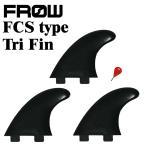 トライフィン FCS対応FIN サーフボード サーフィン ショート ファン ミニ プラフィン