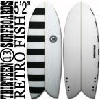 サーフボード ショート レトロフィッシュ 5