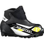 SALOMON サロモン クロスカントリースキー ブーツ SNS エキップ ジュニア 354824  15-16モデル
