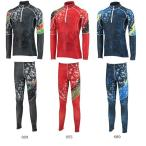 ONYONE オンヨネ クロスカントリースキー レーシングスーツ XCレーシングジャケット/パンツ 上下セット BKJ90602/BKP90603 17-18モデル