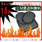 【レビューを書いてDM便送料無料】スレンダートーン 対応替え パット 5セット(15枚入り)/スレンダートーンシステムアブズ エボリューション 粘着パット