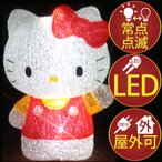 ショッピングクリスマス 3D ブリリアント LED ライト キティちゃん xjbc
