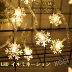 イルミネーション LED ライト 屋内 80球 クリスマスツリー リモコン イルミネーションライト イルミ 屋外用 クリスマス 木庭 防滴