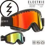 スノーボード ゴーグル エレクトリック ELECTRIC EGV メンズ レディース スキー スノボ スノーゴーグル アジアンフィット ミラー くもり止め GLOSS BLACK 黒