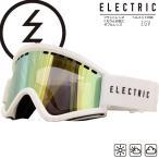 スノーボード ゴーグル エレクトリック ELECTRIC EGV メンズ レディース スキー スノボ スノーゴーグル アジアンフィット ミラー くもり止め GLOSS WHITE 白