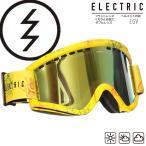 スノーボード ゴーグル エレクトリック ELECTRIC EGV メンズ レディース スキー スノボ スノーゴーグル アジアンフィット ミラー くもり止め CARTOON YELLOW 黄
