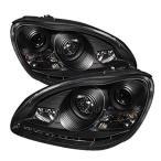 メルセデス・ベンツ SLKクラス W220  プロジェクターヘッドライト LED DRL