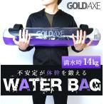 GOLDAXE ウォーターバッグ 6L 体幹トレーニング 器具