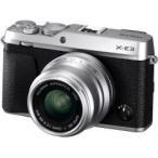 デジタルカメラ / 富士フィルム X-E3LK23F2-S シルバー X-E3 単焦点レンズキット