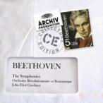 クラシック / Beethoven ベートーヴェン / 交響曲全集 ジョン・エリオット・ガーディナー&オルケストル・レヴォリューショネル・エ・ロマンティーク(5CD)CD