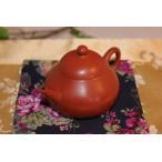 中国茶器 台湾茶器 三希 小西施 2杯(朱泥) 茶壺 100ml