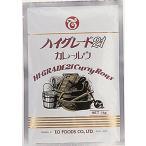 テーオー食品 ハイグレード21カレールウ1kg袋