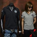 自社改良品 半袖 ポロシャツ レディース メンズ 半袖