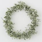 《 クリスマス リース 》◆とりよせ品◆Asca(アスカ) ミニリーフリース