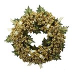 《 クリスマス リース 》◆とりよせ品◆Asca ミニベリーリース