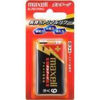 マクセル 9V形アルカリ乾電池×1本 「ボルテージ」 6LF22‐T‐1B