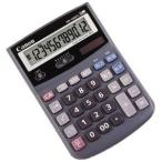 Canon 卓上電卓 (12桁) HS‐1200TL