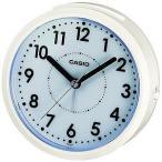 CASIO 目覚まし時計「デスクトップクロック」 TQ‐271‐7JF (ホワイト)