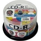 磁気研究所 32倍速対応 音楽用CD-Rメディア(700MB・50枚) HDCR80GPMP50