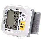 ドリテック 血圧計[手首式] BM−100WT ホワイト