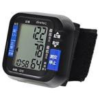 ドリテック 血圧計[手首式] BM‐100BK (ブラック)