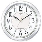 シチズン 電波掛け時計「ネムリーナサニー」 4MY642‐019