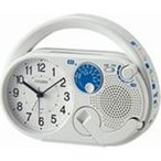 シチズン 目覚まし時計「ディフェリアR04」 4RQA04‐003