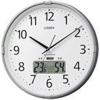 シチズン 電波掛け時計 「インフォームナビS」 4FY621−019