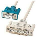 サンワサプライ RS-232Cケーブル KR-MD2 1本