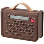 キングジム マスキングテーププリンター「こはる」 MP10チヤ ブラウン
