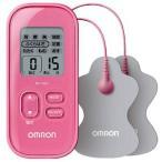オムロン 低周波治療器 HV‐F021‐PK (ピンク)
