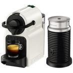 カプセル式コーヒーメーカー「イニッシア バンドル」 C40‐WH‐A3B (ホワイト)