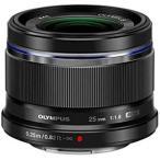 オリンパス 交換レンズ「M.ZUIKO DIGITAL 25mm F1.8」 25MMF1.8 (ブラック)