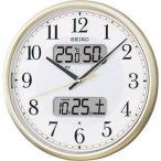 セイコー 電波掛け時計 KX384S
