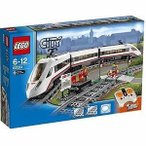 LEGO - LEGO レゴブロック 60051 シティ ハイスピードパッセンジャートレイン