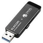 エレコム USB3.0メモリ ウイルスチェックモデル(8GB・ブラック) MF‐TRU308GBK