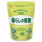 ミヨシ石鹸 「暮らしの重曹」本体(600g) クラシノジユウソウ600G(600