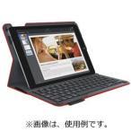 ロジクール iPad Air 2用 キーボード一体型保護ケース iK1051RD (レッド)