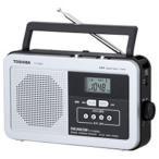 東芝 FM/AM/SWラジオ ワイドFM対応 TYSHR3S