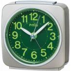 セイコー 目覚まし時計 NR440G (薄金色)