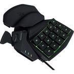 RAZER 左手用 有線ゲーミングキーパッド「USB・Mac/Win」Tartarus(25キー) RZ07‐01510100‐R3M1 (ブラック)