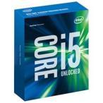 インテル Core i5-6600K BOX品 「CPUクーラー別売り」 BX80662I56600K