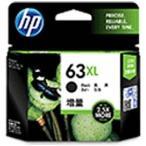 HP 純正 HP 63XL インクカートリッジ (黒・増量) F6U64AA