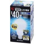 アイリスオーヤマ LED電球「エコハイルクス」(一般電球形・全光束485lm/昼白色相当・口金E26) LDA4N-G-4T2