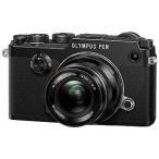 オリンパス ミラーレス一眼カメラ PEN‐F 12mmF2.0 レンズキット (ブラック)